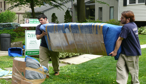 Business Moving Company Yonkers
